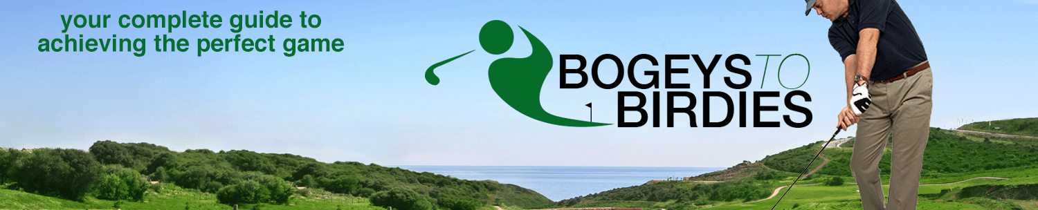 Bogeys to Birdies - Golf Tips for the serious golfer