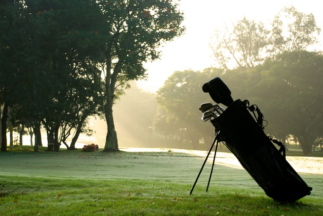 Practice makes perfect for Senior Golfers - Golf Bag