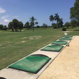 Practice makes perfect for Senior Golfers - Golf Range